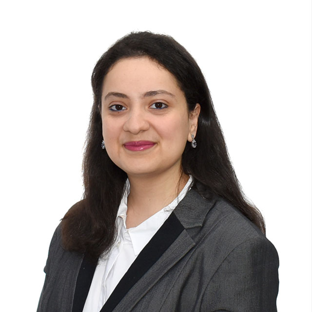 Veronia Marcos (LLB and LLM)